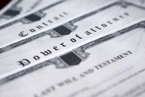 San Antonio Power of Attorney Family Law