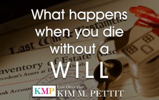 What Happens When You Die Without A Will