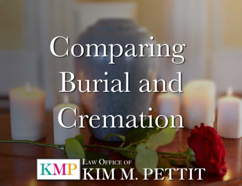Comparing Burial and Cremation